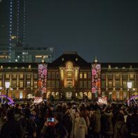 祝祭を彩る花と光のアート「東京ミチテラス2017」を、総合演出のフラワーアーティスト・ニコライ バーグマン氏と語る