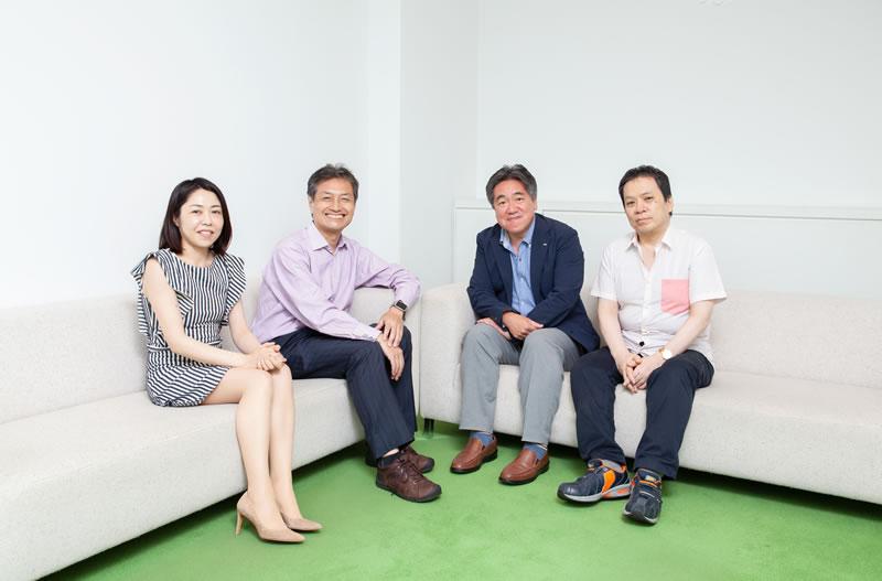 jekiデジタルシフトのキーマンが語る、広告会社の未来と可能性   facilitated by 宣伝会議