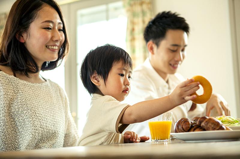 """""""頑張り過ぎない""""に共感。朝食に対するママたちの思い"""